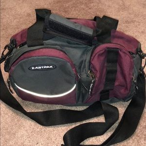 Eastpak small hiking crossbody bag